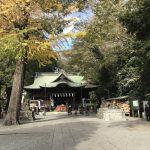 日本舞踊「飛梅の賦」ゆかりの国立市・谷保天満宮。東京で見られる飛梅伝説