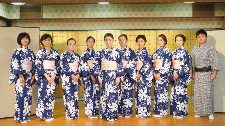 【取材】日本舞踊の発表会に潜入!
