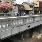 常磐津「戻橋(もどりばし)」の舞台「一条戻橋」を訪ねました