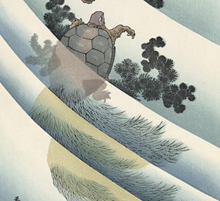 長唄「鶴と亀」歌詞と解説