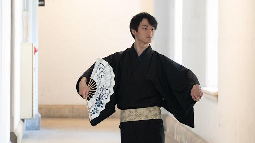 【初級編】日本舞踊・基本姿勢の作り方/男踊り・女踊り