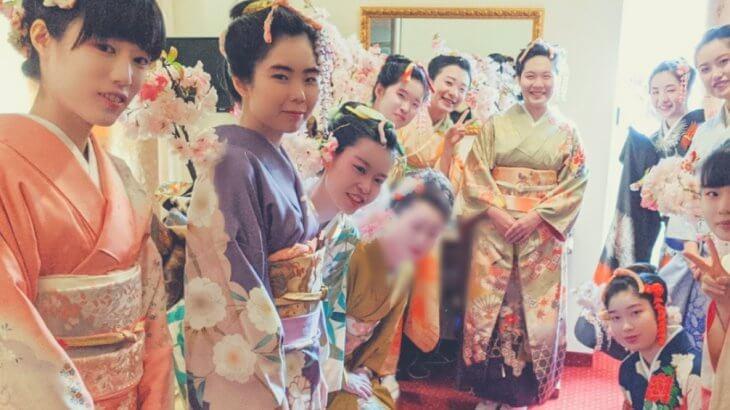 【取材】新しい生き方の時代に、たくましくもしなやかに舞い立つ桜乙女たち~実践女子大学日本舞踊研究部~